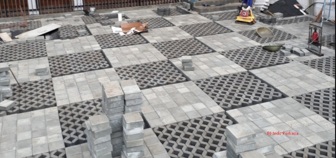 Supplier Paving Block Solo